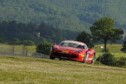 #9 Rossocorsa Ferrari 458: Marcello Puglisi