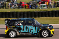 World Rallycross Photos - Guy Wilks, JRM Racing