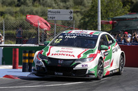 WTCC Фотографії - Роб Хафф, Honda Racing Team JAS, Honda Civic WTCC