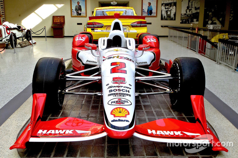 Winning Penske Indy 500 entry from 2015 - Juan Pablo Montoya