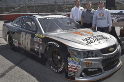 Dale Earnhardt Jr., Hendrick Motorsports Chevrolet special throwback scheme