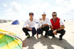 Adrien Tambay, Audi Sport Team Abt; Nico Müller, Audi Sport Team Rosberg; 10 Timo Scheider, Audi Sport Team Phoenix