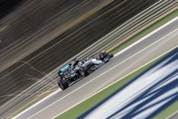 Lewis Hamilton Mercedes W07 Hybrid