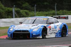 #24 フォーラムエンジニアリング ADVAN GT-R