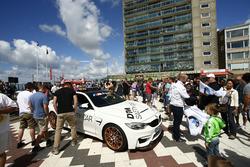 BMW safety car