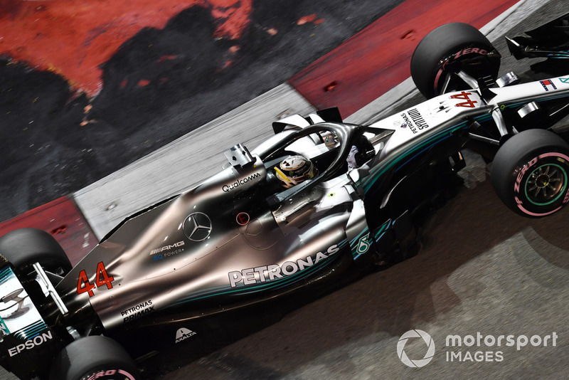 Formula 1 Singapore, Verstappen: Il secondo posto è il massimo che potevo