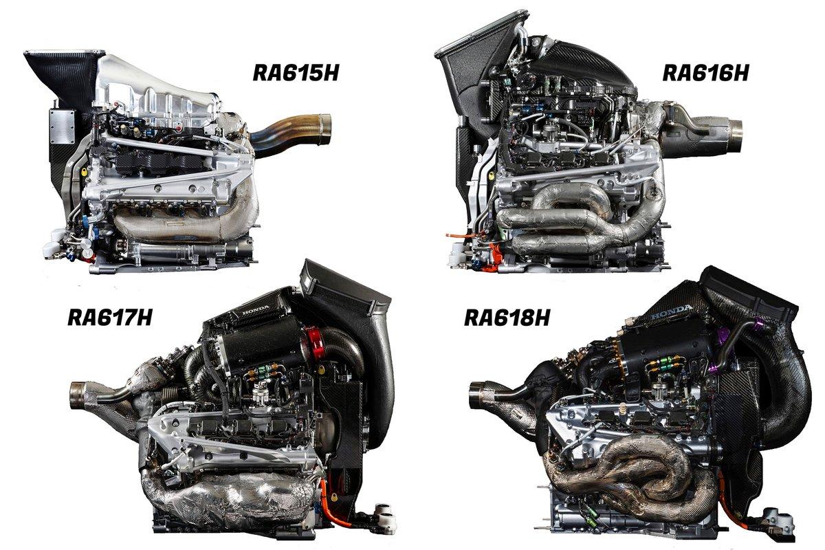 Unidad de potencia Honda Power 2015-2018