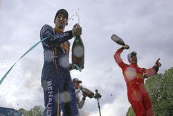 パリePrix表彰台