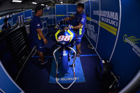 Asia Road Racing Championship Photos - Team Kagayama Suzuki ASIA team area