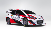 WRC Photos - Toyota Yaris WRC Plus 2017