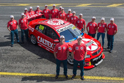 Craig Lowndes and Steve Richards, Triple Eight Race Engineering Holden