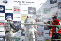 F3 Europe Photos - Podium: Champagne for all