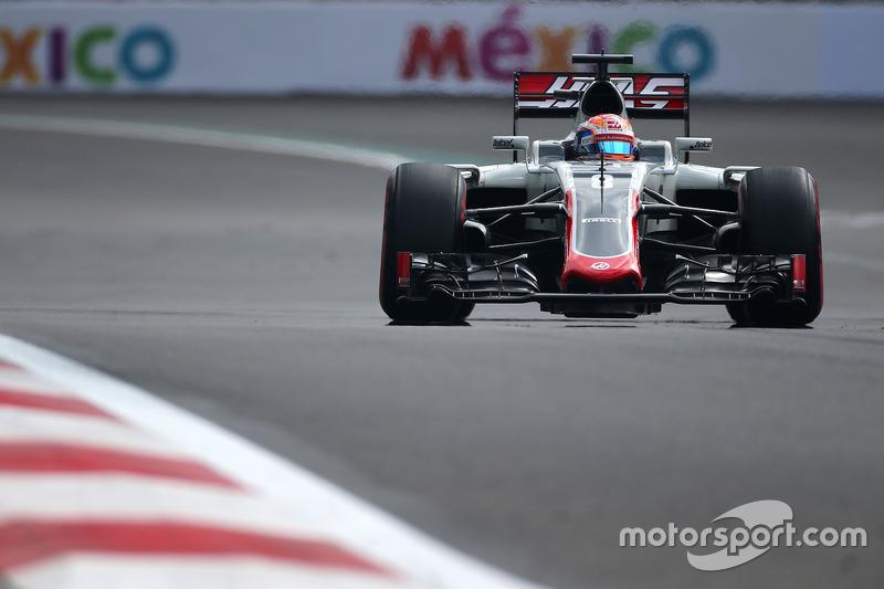 21: Romain Grosjean, Haas F1 Team