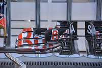 Formula 1 Photos - Front wing Toro Rosso STR 11, detail