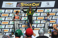 Stock Car Brasil Photos - Podium race 1