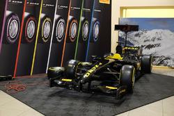 Pirelli test car