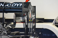 Formula 1 Photos - McLaren rear wing detail