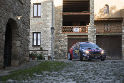 Jose Antonio Suarez, Candido Carrera, Peugeot 208 T16