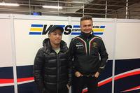 Asian Le Mans 写真 - 関口雄飛とケイ・コッツォリーノ(Yuhi Sekiguchi & Kei Cozzolino)