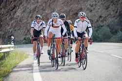 Bicycle training, Mercedes-AMG DTM Team HWA AG