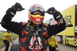Top Fuel winner Doug Kalitta