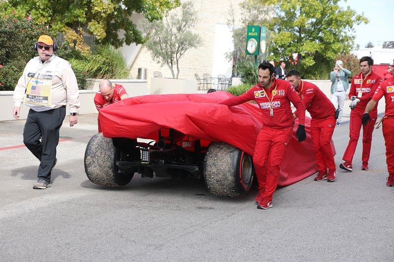 Formula 1, GP Usa. Leclerc: