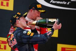 Sieger Max Verstappen, Red Bull Racing RB12