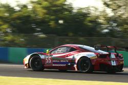 #55 AF Corse Ferrari 458 GT3: Claudio Sdanewitsch, Rino Mastronardi