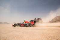 Red Bull Showrun: Jordan