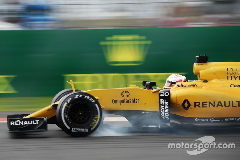 14: Kevin Magnussen, Renault Sport F1 Team RS16