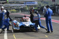 #25 Algarve Pro Racing Ligier JSP2 Nissan: Andrea Pizzitola, Michael Munema, Jonathan Hirschi