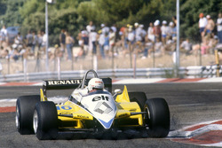 René Arnoux, Renault RE30B
