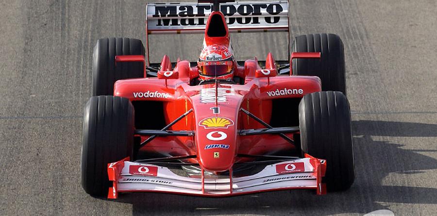 Schumacher 99% certain of F2002 for Melbourne