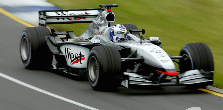 Coulthard disappointed with McLaren