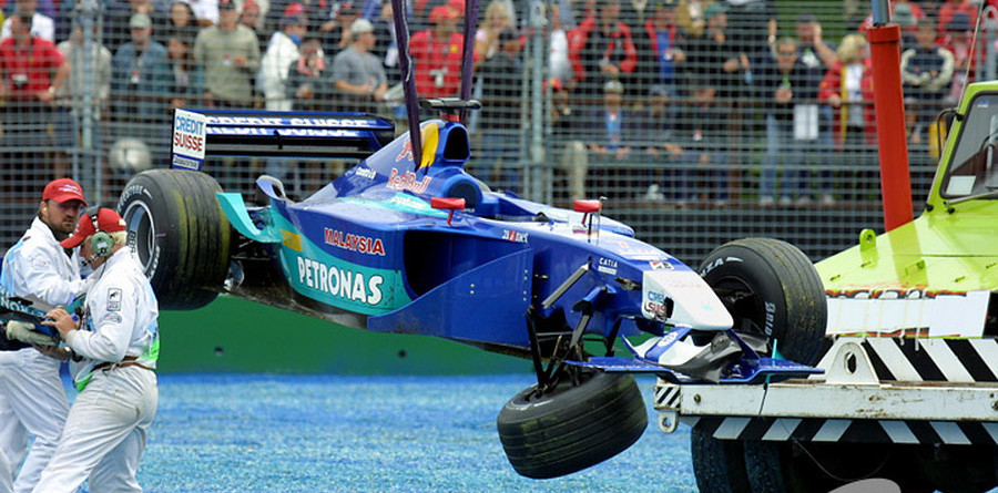 Sauber ready after repairs
