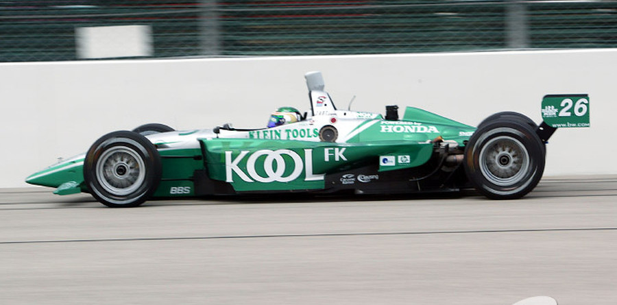 CHAMPCAR/CART: Tracy dominates Milwaukee