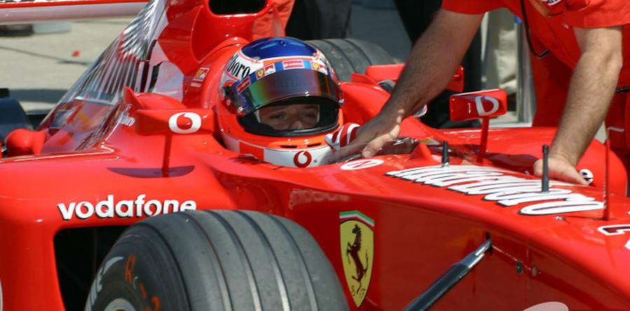Barrichello unlucky in Montreal
