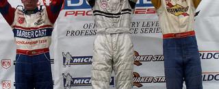 Motorsport.com's Davy Cook wins at Cleveland