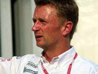 McNish wants more than test drive