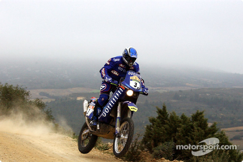 Dakar: Stage two Narbonne to Castell?n notes