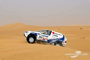 Dakar: BMW stage six report