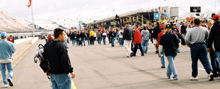 Automotive NASCAR releases new access policy at Winston Cup races