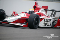 IRL: Day Five: Wheldon whips the competition
