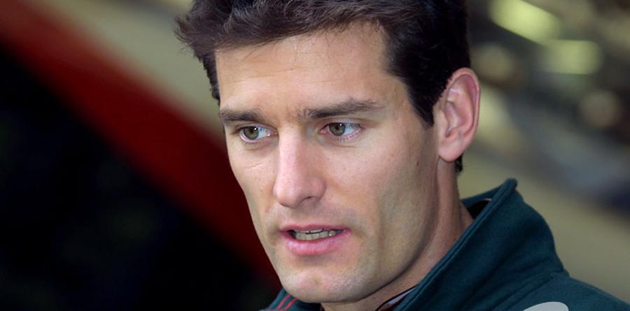 Webber and Jaguar extend contract