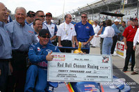 IRL: Cheever Racing wins Indy Pit Stop Challenge
