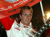 CHAMPCAR/CART: Bourdais blasts to Cleveland pole