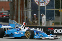 CHAMPCAR/CART: Tracy takes pole for hometown Toronto race