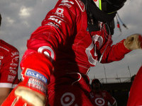 IRL: Scheckter hits bullseye at Michigan