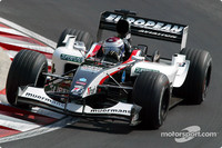 Minardi to test Arrows chassis