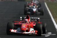 Ferrari finds cause of Barrichello crash